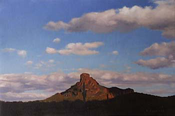 Red Mountain On The Salt River Reservation
