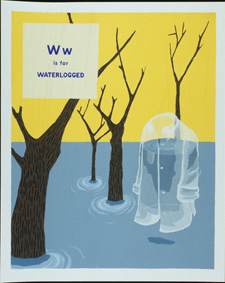 How I Learned My ABCs: W is for Waterlogged