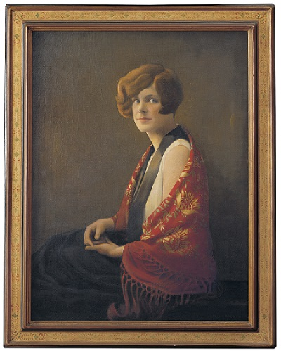 Portrait of Frances Fiske Marshall