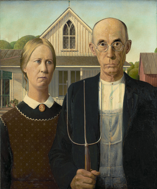 American Gothic