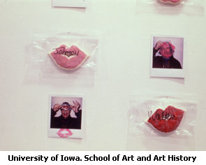 ...OurNew Unisex Lip Line, Smart Cookie, Custom Blended Colors for the Faculty at the U of I