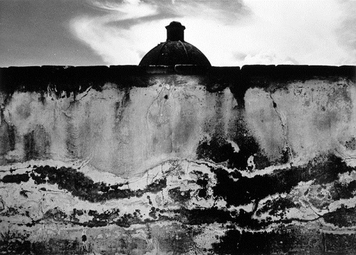 Wall and Dome from Oaxaca Portfolio
